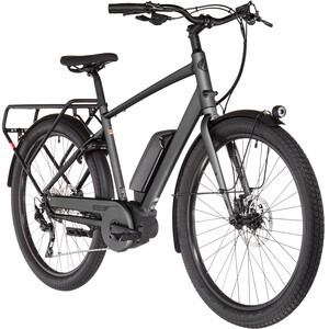 Benno Bikes eScout 10D Performance, szary szary