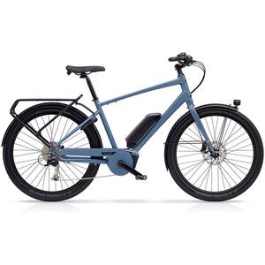 Benno Bikes eScout 10D Performance blå blå