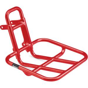 Benno Bikes Mini-Frontgepäckträger rot rot