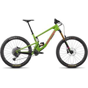 """Santa Cruz Nomad 5 CC 27.5"""" X01, groen groen"""