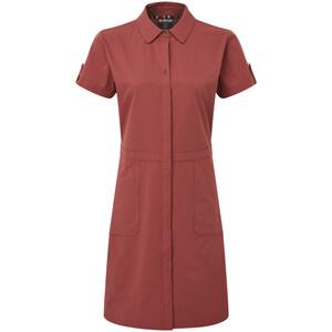 Sherpa Sajilo Dress Women ganden red ganden red