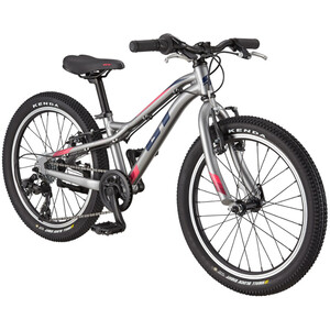 GT Bicycles Stomper Prime 20 Kinder silber silber