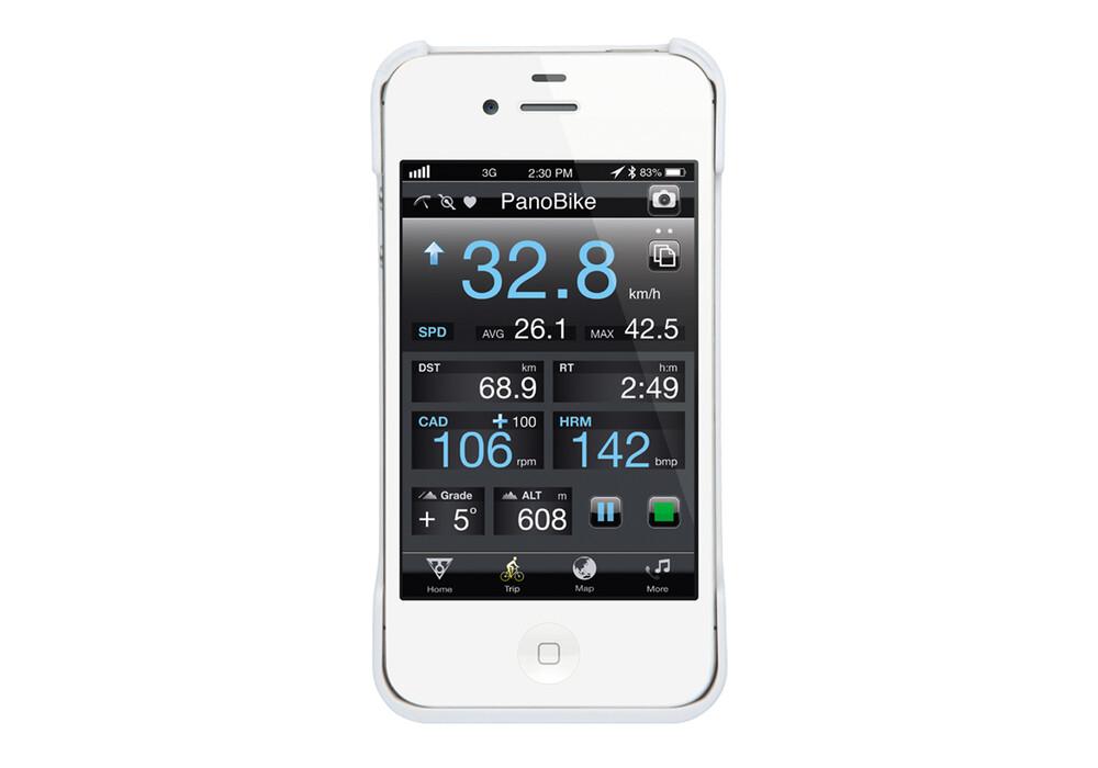 topeak ridecase ii for iphone 4 4s wei g nstig kaufen bei. Black Bedroom Furniture Sets. Home Design Ideas