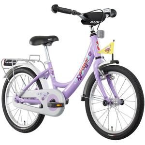 "Puky ZL 18-1 Bicycle aluminium 18"" Kids flieder flieder"