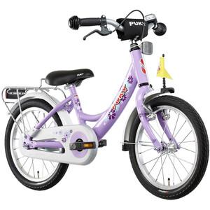 """Puky ZL 16-1 Alu Bicycle 16"""" Kids flieder flieder"""