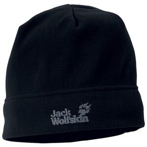 Jack Wolfskin Real Stuff Cap schwarz schwarz