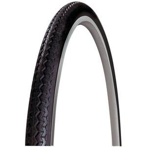Michelin WorldTour Drahtreifen 35-622/700x35C schwarz schwarz