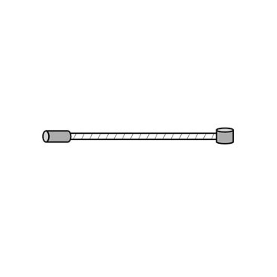 THULE chiave n140 N 140 Chiave di ricambio per supporto post BOX DA TETTO PORTAPACCHI