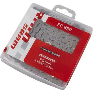 SRAM PC-850 Kette 8-fach silber silber