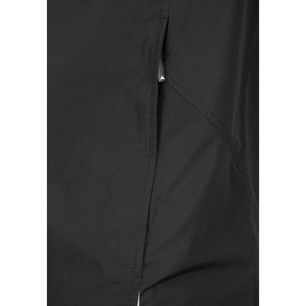 VAUDE Dundee Classic Zip-Off Jacke Herren black