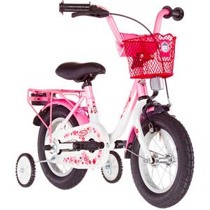 """Vermont Girly 12"""" Kinder pink/weiß pink/weiß"""