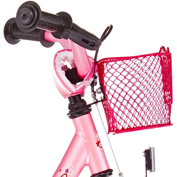 """Vermont Girly 16"""" Mädchen pink/weiß"""