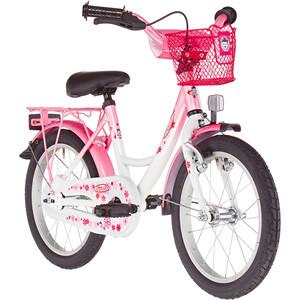 """Vermont Girly 16"""" Kinder pink/weiß pink/weiß"""