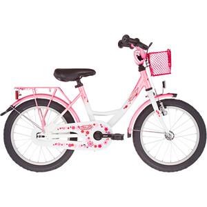 """Vermont Girly 16"""" Mädchen pink/weiß pink/weiß"""