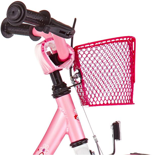 """Vermont Girly 18"""" Mädchen weiß/pink"""