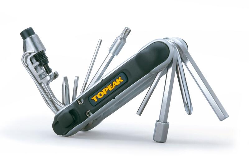 Topeak Hummer 2 Miniwerkzeug Fahrrad Multitools 15400009