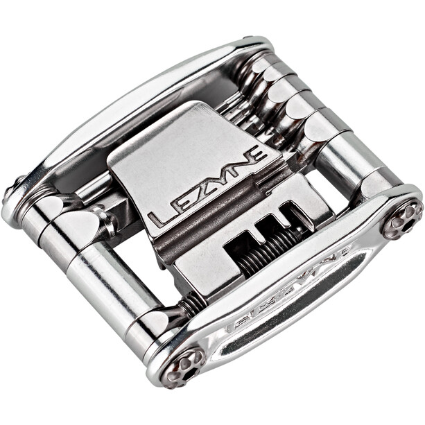 Lezyne Stainless-12 Multitool silver