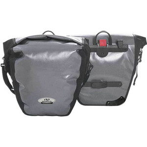 Norco Arkansas Rear Wheel Bag grey/black grey/black