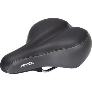 Red Cycling Products City Comfort Zadel Heren, grijs/zwart grijs/zwart