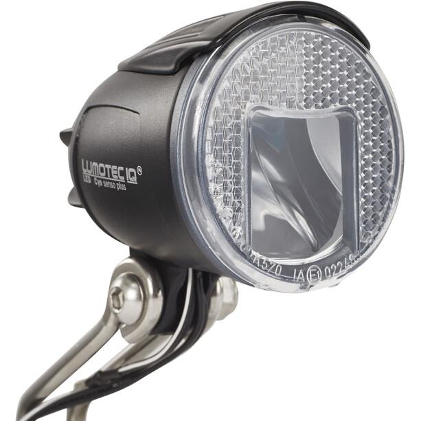 Busch + Müller Lumotec IQ Cyo R N plus LED-Scheinwerfer schwarz