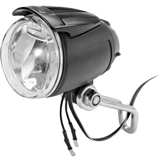 Busch + Müller Lumotec IQ Cyo N plus LED Scheinwerfer schwarz