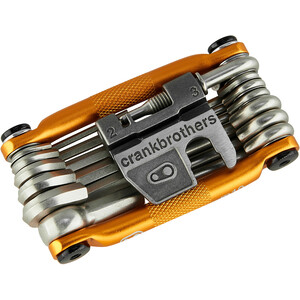 Crankbrothers Multi-19 Outil multifonction, Or Or