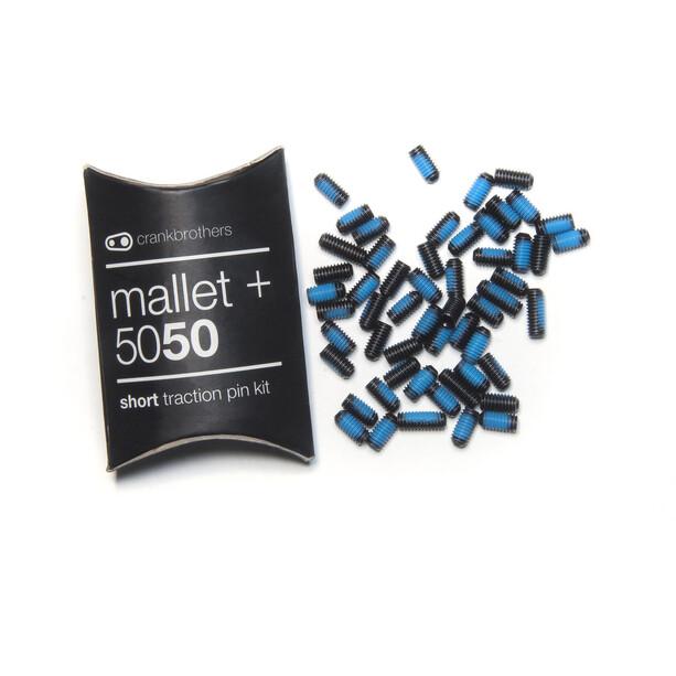 Crankbrothers 5050 Pin Kit screws black/blue