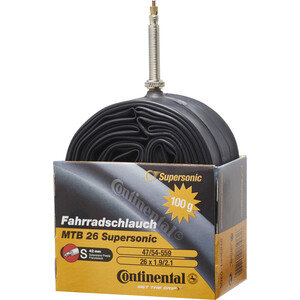 Continental MTB 26 Supersonic Schlauch