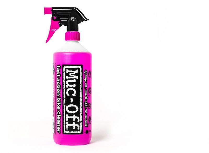 Muc-Off Bike Cleaner Rengjøring & Vedlikehold 1 L Rosa/Transparent  2018 Rengjøring