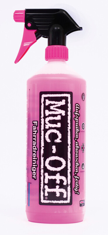 Muc-Off Bike Cleaner 1 L Transparent  2017 Rengjøring