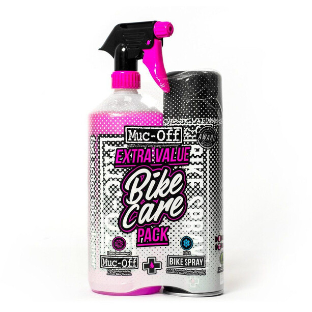 Muc-Off X-Tra Value Spray Duo Pack