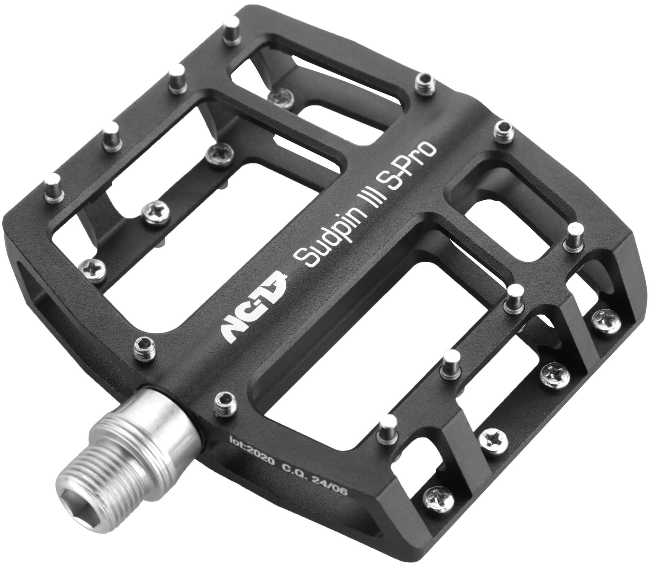 NC 17 Sudpin I Pro Alu Fahrrad Plattform Pedal rot