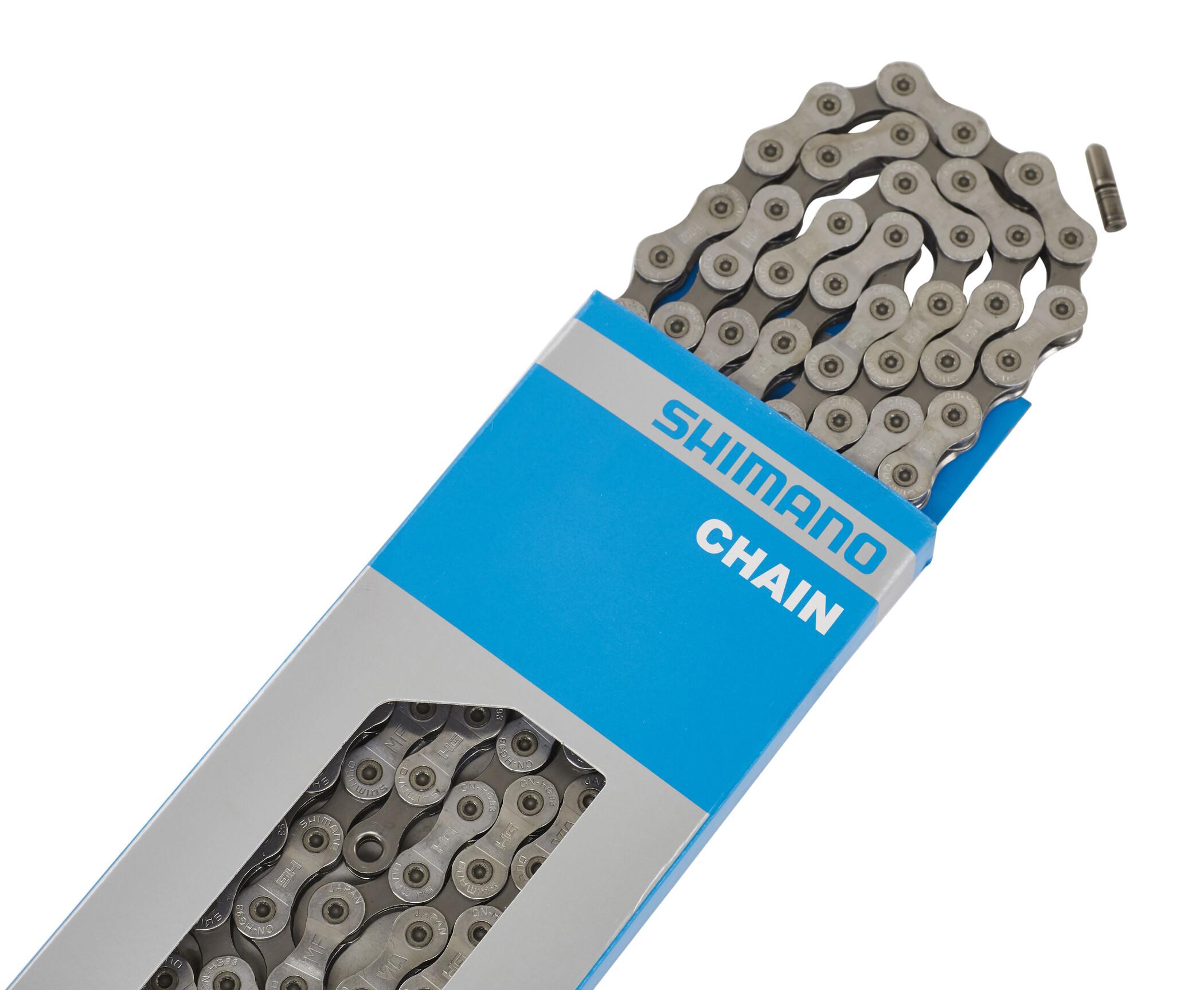 Fischer Fahrradkette (Anzahl Glieder: 116, Geeignet für: 6