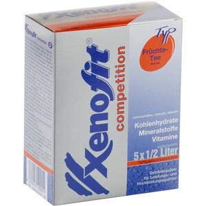 Xenofit Competition Drink 5x42g Früchtetee