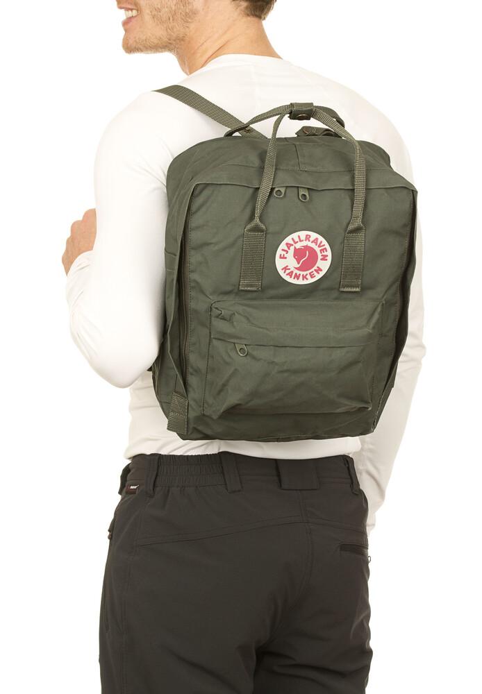 fj llr ven k nken backpack forest green g nstig kaufen bei. Black Bedroom Furniture Sets. Home Design Ideas