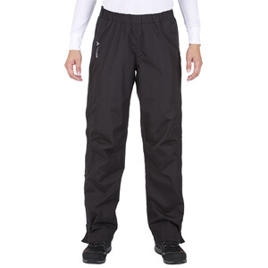 VAUDE Fluid Full-Zip Pants Dam black black