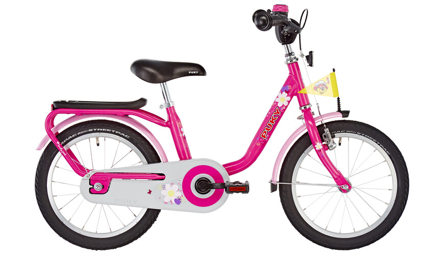 puky z 6 kinderfahrrad lovelypink g nstig kaufen bei. Black Bedroom Furniture Sets. Home Design Ideas