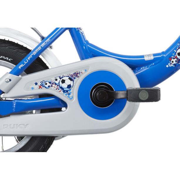 "Puky ZL 12-1 Alu Fahrrad 12"" Kinder fussball blau"