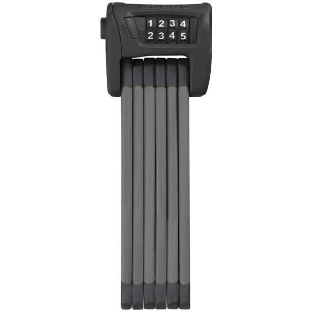 ABUS Bordo Combo 6100/90 ST Viklås svart/röd