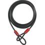 ABUS Cobra 10/500 Loop Cable svart