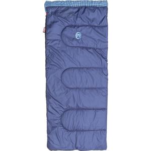 Coleman Pacific 205 Schlafsack blau blau
