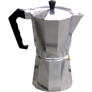 Basic Nature Bellanapoli Espressomaschine 9 Tassen alu natur alu natur
