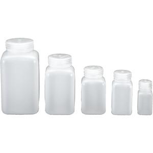 Nalgene Wide Mouth Bottle Square