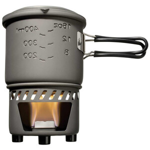 Esbit CS585HA Dry Fuel Cooking Set
