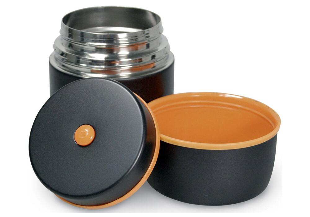 Esbit contenedor de alimentos t rmico recipientes para bebidas 500ml negro - Recipientes para alimentos ...