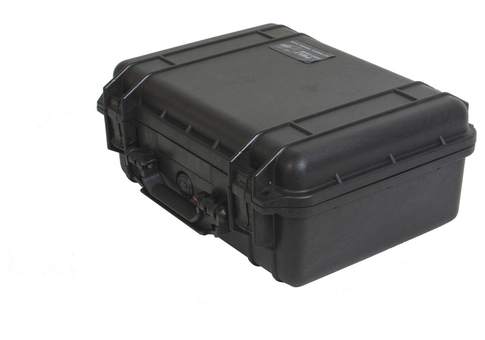 Peli 1450 cajas sin pieza acolchada negro - Arcones de plastico ...