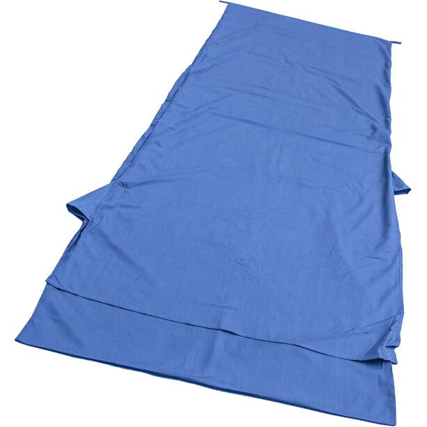 Basic Nature Mischgewebe Inlett Deckenform royal blue