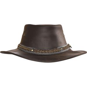 SCIPPIS Wilsons Leather Hat, ruskea ruskea