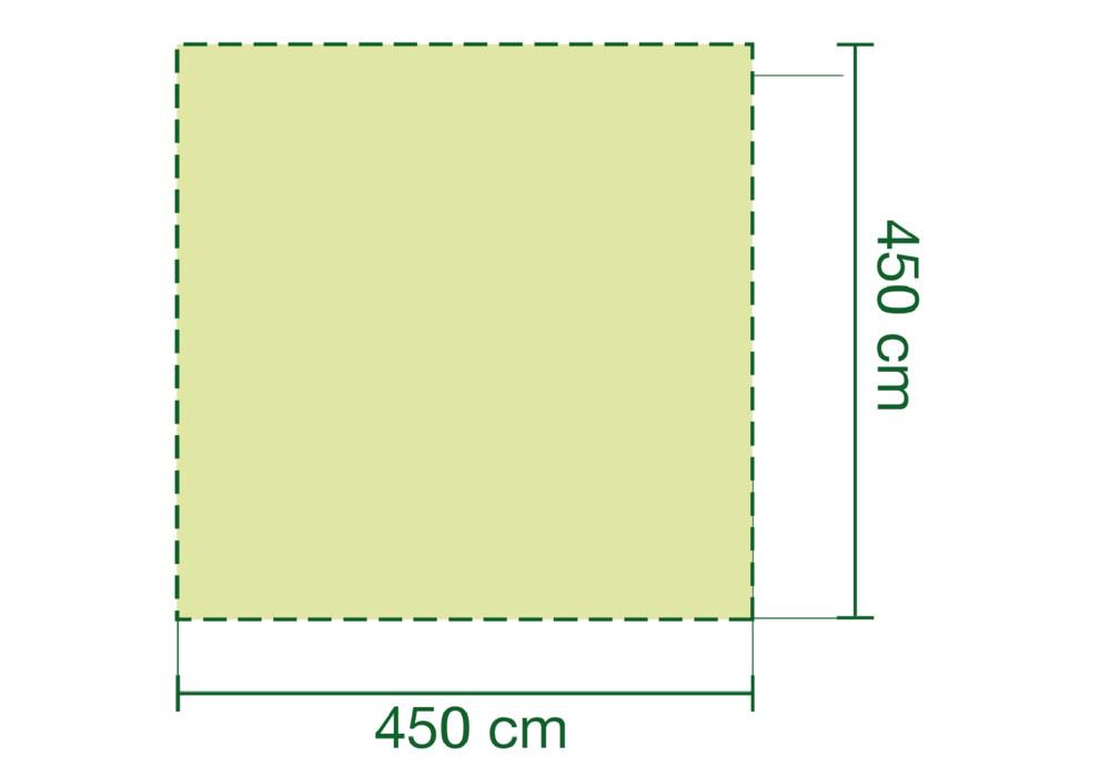 coleman event shelter 4 5 x 4 5 telttilbeh r til event pavillion 4 5 meter gr sort find. Black Bedroom Furniture Sets. Home Design Ideas