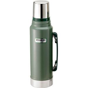Stanley Classic Vakuum Flasche 1000ml green green